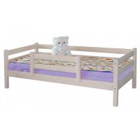 Кровать Соня с защитой по центру (Вариант 4)