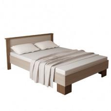 Кровать Жасмин с мягким элементом