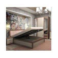 Кровать Жасмин с подъёмным механизмом и мягким элементом