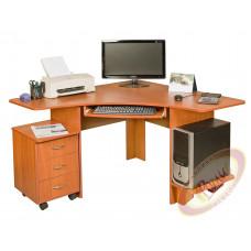 Стол компьютерный угловой Дельта (1260*1260*750)