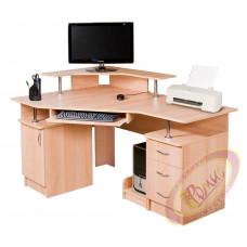 Стол компьютерный угловой Скутер (1000*1500*930)