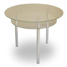Стол обеденный Рио - 5 №2-1 (10мм)
