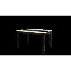 Диез Т7 (стекло) Стол кухонный раскладной С-326