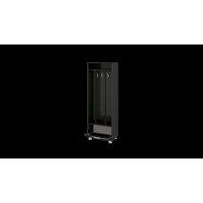 Грета 119.09 Шкаф комбинированный открытый