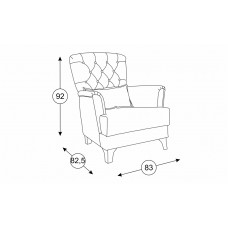 Ирис кресло