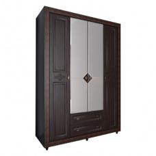 Калипсо №24  Шкаф 4-х створчатый 1600