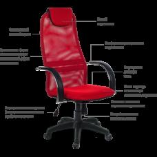 Кресло Business BK-8 Pl Галакси-Лайт
