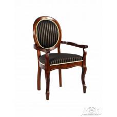Кресло FN-AC Fiona цвет: Espresso, ткань ТХ-10В (по 2 шт./1 кор.) 60х52х97