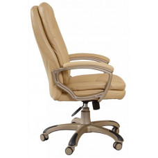 Кресло руководителя Бюрократ CH-868YAXSN (пластик золотистый)
