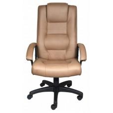 Кресло руководителя Бюрократ T-9906AXSN/F9  искусственный нубук