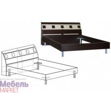 Кровать 1600 (б/м, б/о) Версаль
