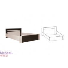 Кровать 1800 (б/м, б/о)