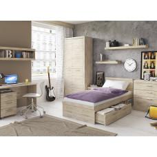 Кровать OSKAR с основанием