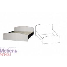 Кровать под ортопедическое основание Светлана