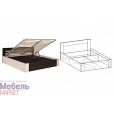 Кровать с подъемным механизмом 1400 (б/м, б/о)