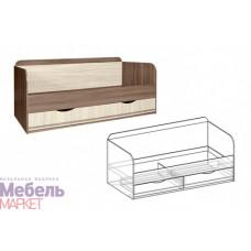 Кровать с ящиками Сенди