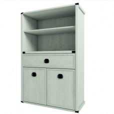 Шкаф открытый MAGELLAN 2D1S