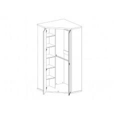 Шкаф угловой MAGELLAN 2D