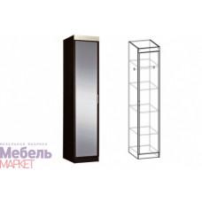 Пенал комбинированный с зеркалом Версаль