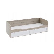 Ривьера ТД 241.12.01 Кровать с 2 ящиками