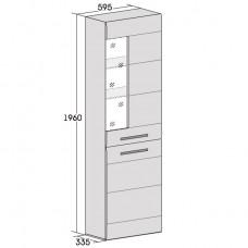 Шкаф-витрина Кёльн 1960