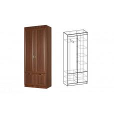 Шкаф 2-х створчатый Чара