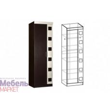 Шкаф 2-х створчатый комбинированный Версаль