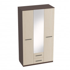 Шкаф 3-дверный Женева 1200