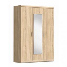 Шкаф ДЮНА 3D c зеркалом