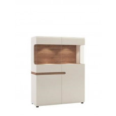 Шкаф LINATE с витриной 3D-1S / TYP 33