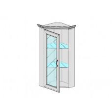 Шкаф ТИФАНИ с витриной 1VU