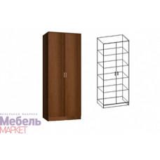 Шкаф распашной 2-х створчатый бельевой Светлана