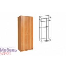 Шкаф распашной 2-х створчатый платяной Светлана