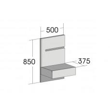 Тумба прикроватная Виго 500