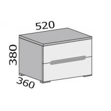 Тумба прикроватная Виго 520