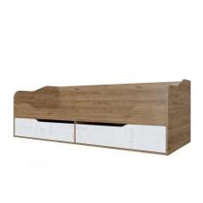 Гарвард Кровать-диван с ящиками 0,9*2,0