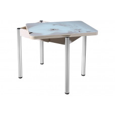 Стол обеденный Ника поворотно-раскладной