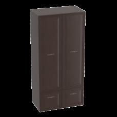 Шкаф 2-дверный Николь