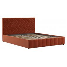 Милана 160 Кровать двойная   с подъемным механизмом