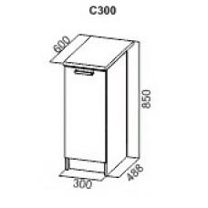 Стол-рабочий 300 С300