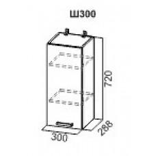 Шкаф навесной 300 Ш300