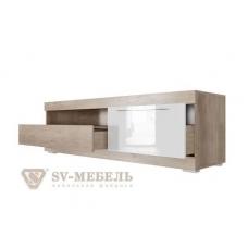 МС Ницца Тумба для ТВ с ящиками и нишей 1600