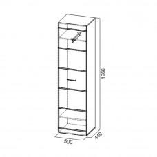 Модульная Система №1 Шкаф универсальный 1966