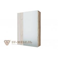 Шкаф с зеркалом навесной Визит 1