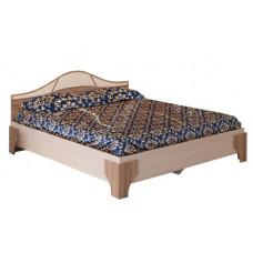 Лагуна-5 Кровать двойная 1,4*2,0 м