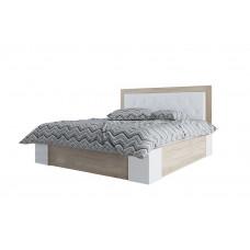 Лагуна 6 Кровать двойная (универсальная) 1,6*2,0м