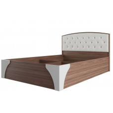 Лагуна 7 Кровать двойная универсальная 1,6*2,0м