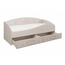Каролина Кровать с защитным бортом (спальное место 800*2000)