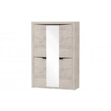 Соренто шкаф 3 дверный