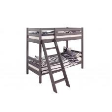 Кровать Соня с наклонной лестницей (Вариант 10)